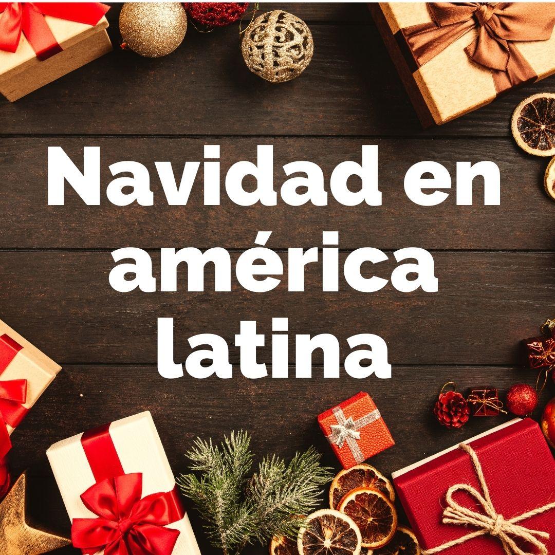 Navidad en América Latina